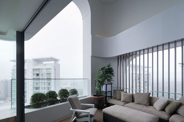 新加坡,Ardmore公寓大楼  UNStudio (1)