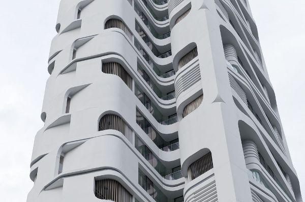 新加坡,Ardmore公寓大楼  UNStudio (3)