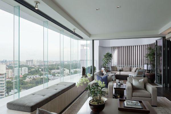 新加坡,Ardmore公寓大楼  UNStudio (7)