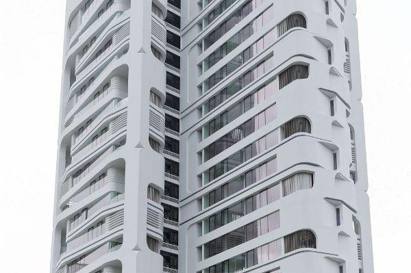 新加坡,Ardmore公寓大楼  UNStudio (20)