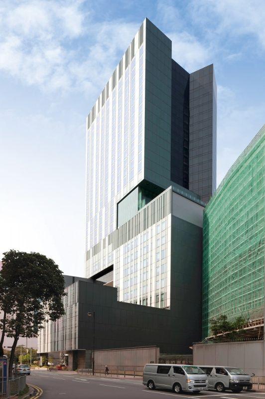 中国 香港 唯港荟酒店  Rocco Design Architects (3)