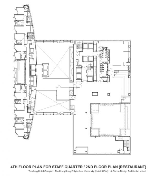 中国 香港 唯港荟酒店  Rocco Design Architects (7)