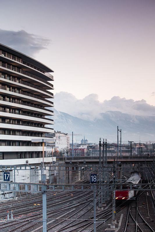 瑞士,日内瓦,学生公寓  Lacroix Chessex (20)