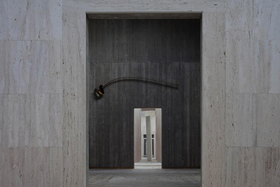 古比奥墓地的扩建 (1)