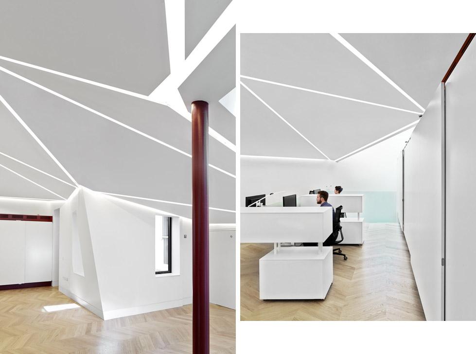 英国Emrys Architects为GMS置业公司改造 (2)