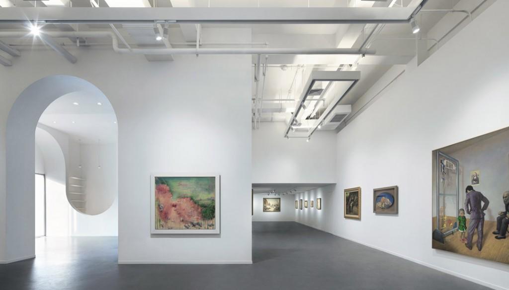 北京南三环鸿坤美术馆Hongkung Art Gallery  penda (3)