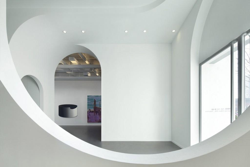 北京南三环鸿坤美术馆Hongkung Art Gallery  penda (5)