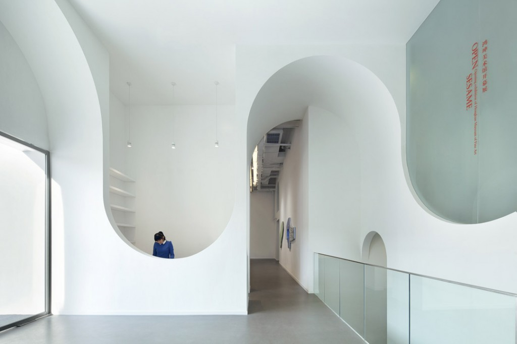 北京南三环鸿坤美术馆Hongkung Art Gallery  penda (6)