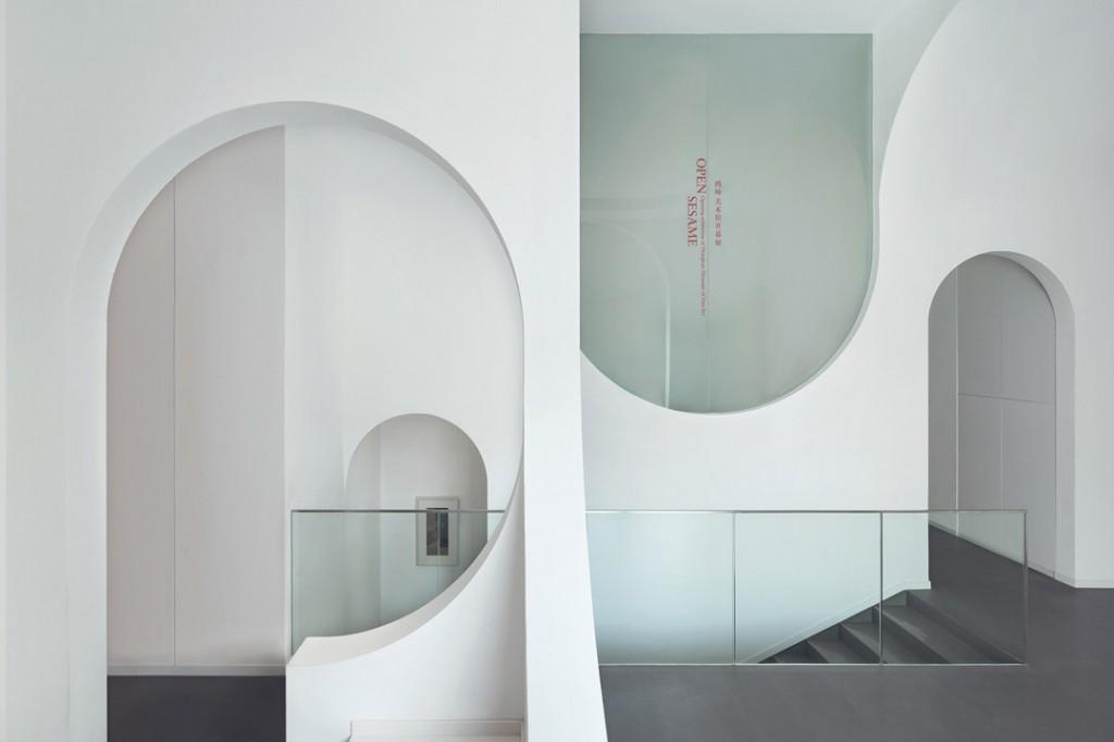 北京南三环鸿坤美术馆Hongkung Art Gallery  penda (9)