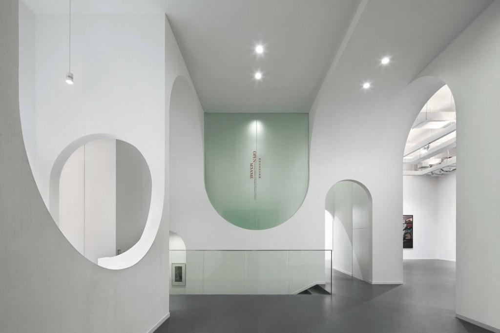 北京南三环鸿坤美术馆Hongkung Art Gallery  penda (13)