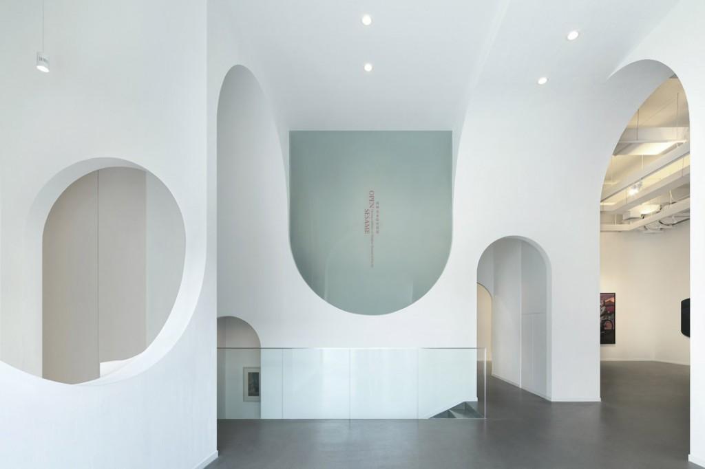 北京南三环鸿坤美术馆Hongkung Art Gallery  penda