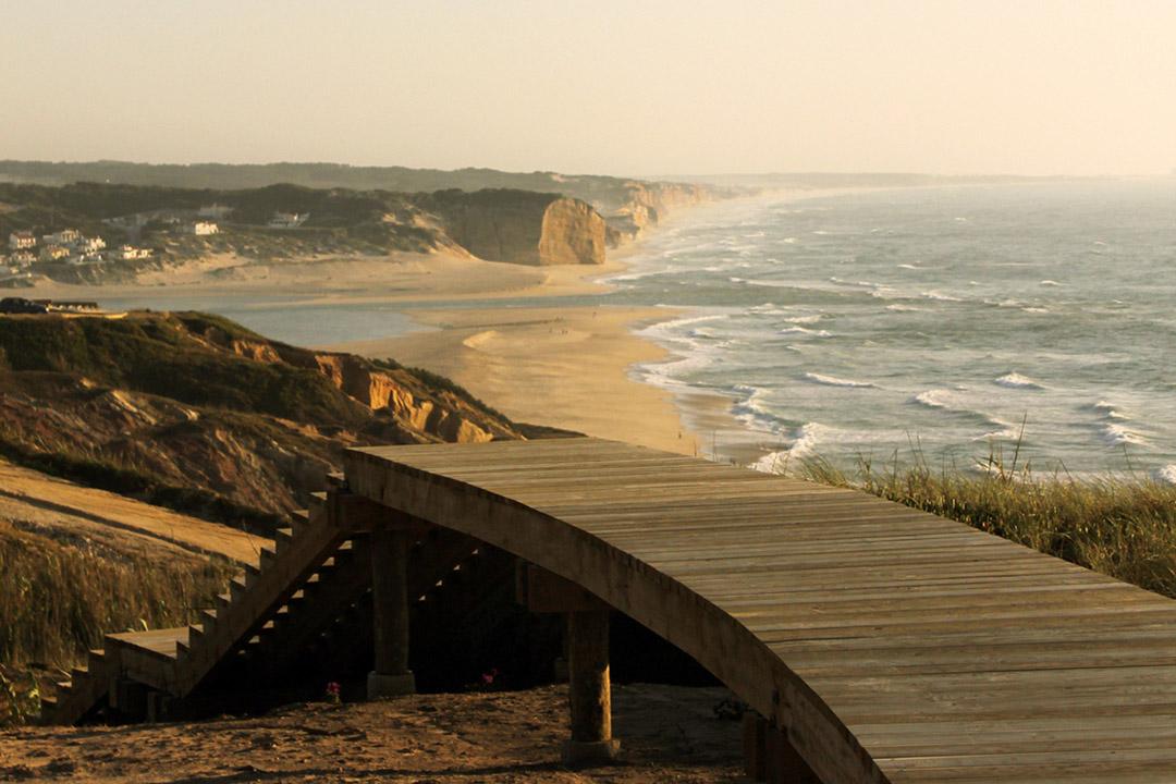 葡萄牙海滨沙丘及峭壁生态修复改造项目 (1)