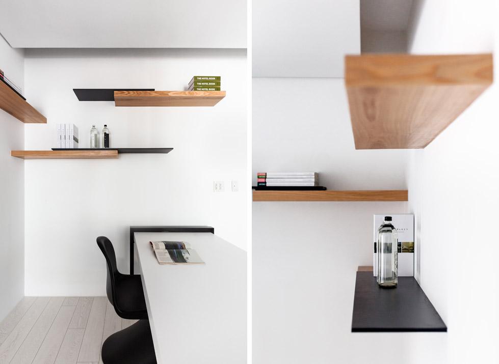 白色的小公寓The Little White Apartment  Z-AXIS DESIGN (9)