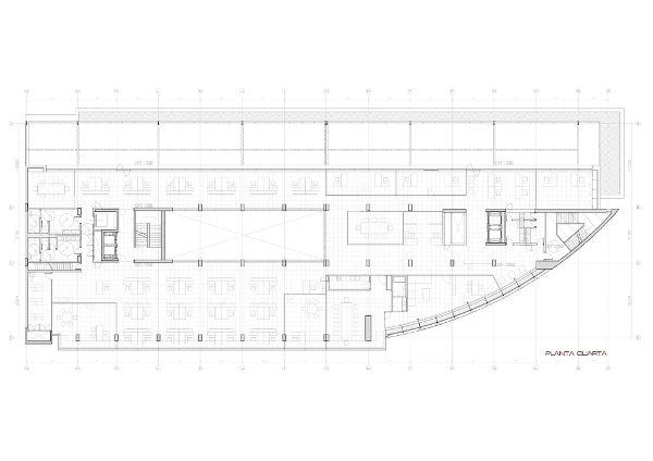 西班牙,阿拉瓦维多利亚,某办公楼  LH14 Arquitectos (1)