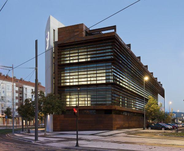 西班牙,阿拉瓦维多利亚,某办公楼  LH14 Arquitectos (5)