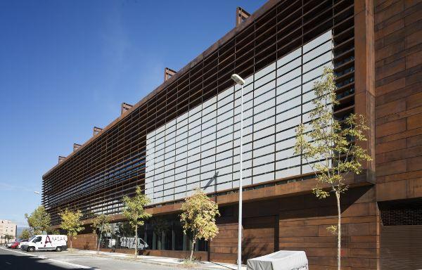 西班牙,阿拉瓦维多利亚,某办公楼  LH14 Arquitectos (8)
