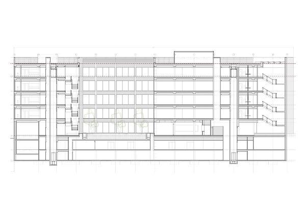 西班牙,阿拉瓦维多利亚,某办公楼  LH14 Arquitectos (9)