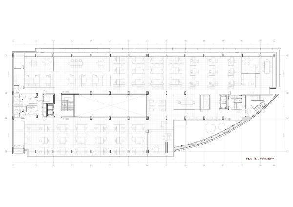 西班牙,阿拉瓦维多利亚,某办公楼  LH14 Arquitectos (12)