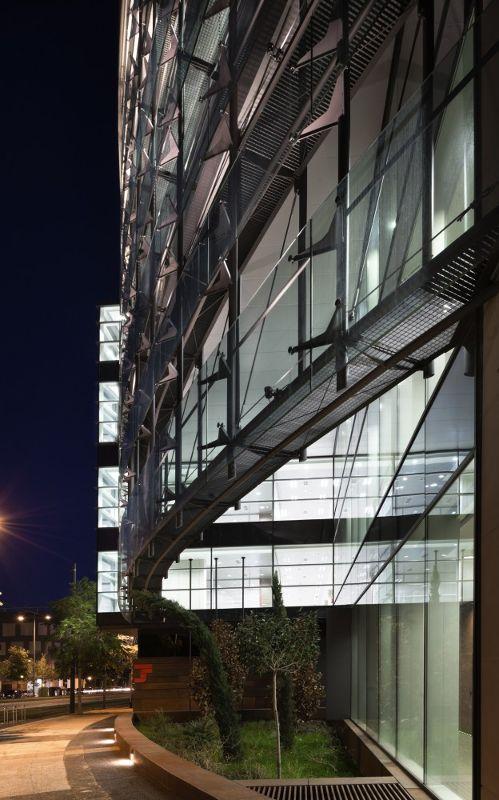 西班牙,阿拉瓦维多利亚,某办公楼  LH14 Arquitectos (14)